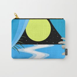 Midnight Paradise Carry-All Pouch