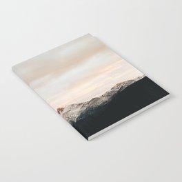 Sunset on Trail Ridge Notebook