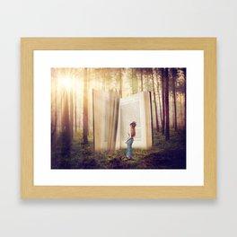 The Presence of Wonder Framed Art Print