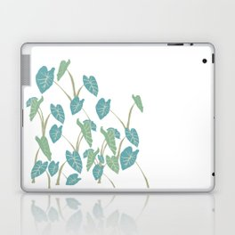 taro leaf hawaii Laptop & iPad Skin