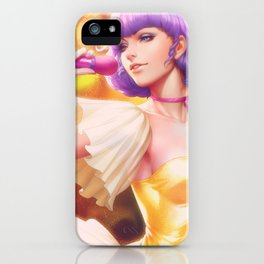 Creamy Mami Forever iPhone Case