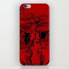 a vampire iPhone & iPod Skin
