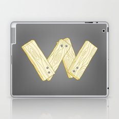 Alphabet W Laptop & iPad Skin
