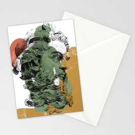 Neptune with NOODDOOD Stationery Cards