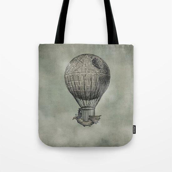 Dark Voyage Tote Bag