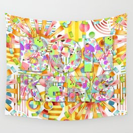 BONKERS! Wall Tapestry