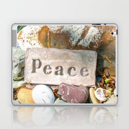 Peace by Mandy Ramsey Laptop & iPad Skin