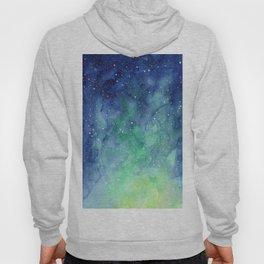 Northern Lights Sky Galaxy Hoody
