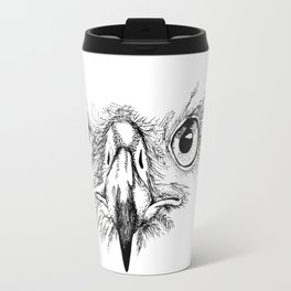 Eagle Eyes Travel Mug