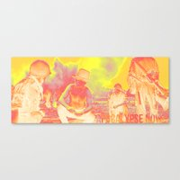 apocalypse now Canvas Prints featuring Apocalypse Now by Gully Foyle