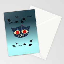 Mae - Nightmare eyes Stationery Cards
