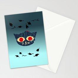 Mae - Nightmare eyes Stationery Cards