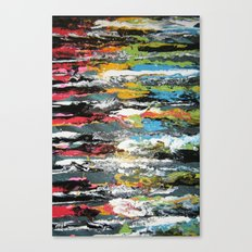 Smoosh Canvas Print