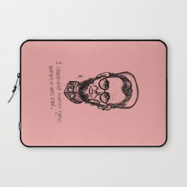 American Hipstory: Abe Lincoln Laptop Sleeve