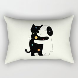 Universal Language Rectangular Pillow
