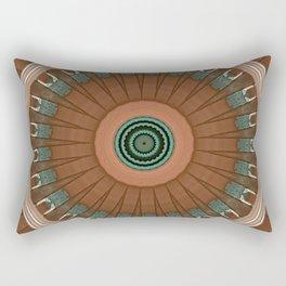 Some Other Mandala 96 Rectangular Pillow