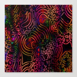 Cacophony II Canvas Print