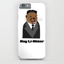 Ray Li-Otter iPhone Case