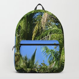 Photo 43 Palm Trees Backpack