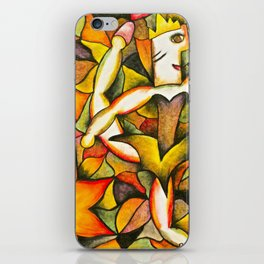 Dancer- Change of Season  iPhone Skin