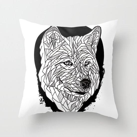Ghost Dance Throw Pillow