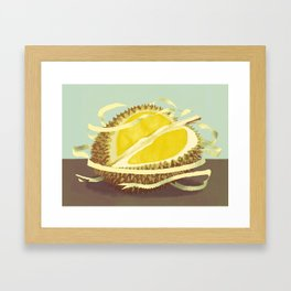 Durian Framed Art Print