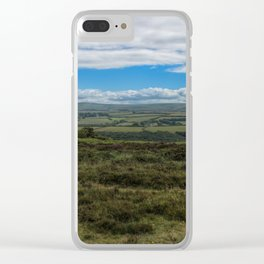 Exmoor National Park Clear iPhone Case