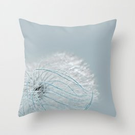 Barely There... Throw Pillow