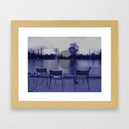 my paris Framed Art Print