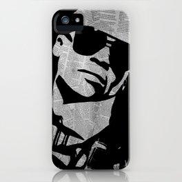 Lupe Fiasco Cutout iPhone Case