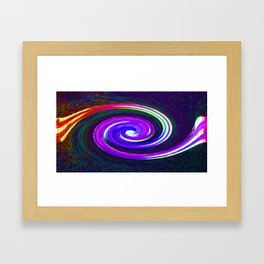 It's magical Framed Art Print