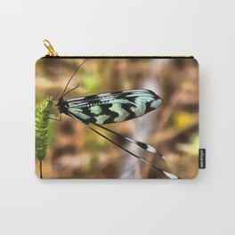 Lacewing Carry-All Pouch