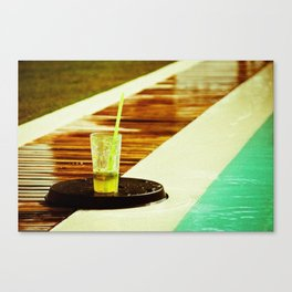 lemonade Canvas Print