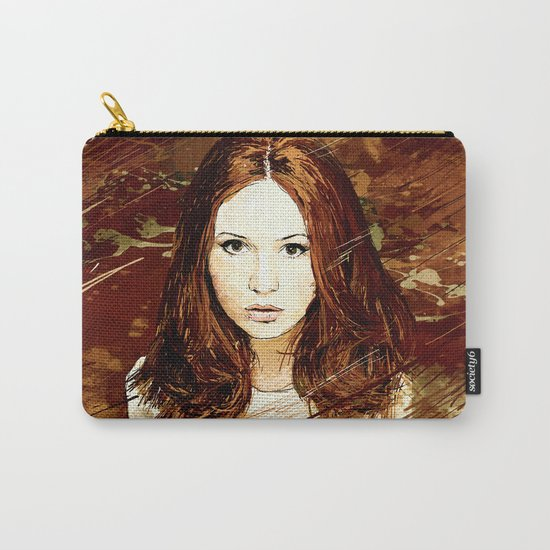 The Girl Who Waited Carry-All Pouch
