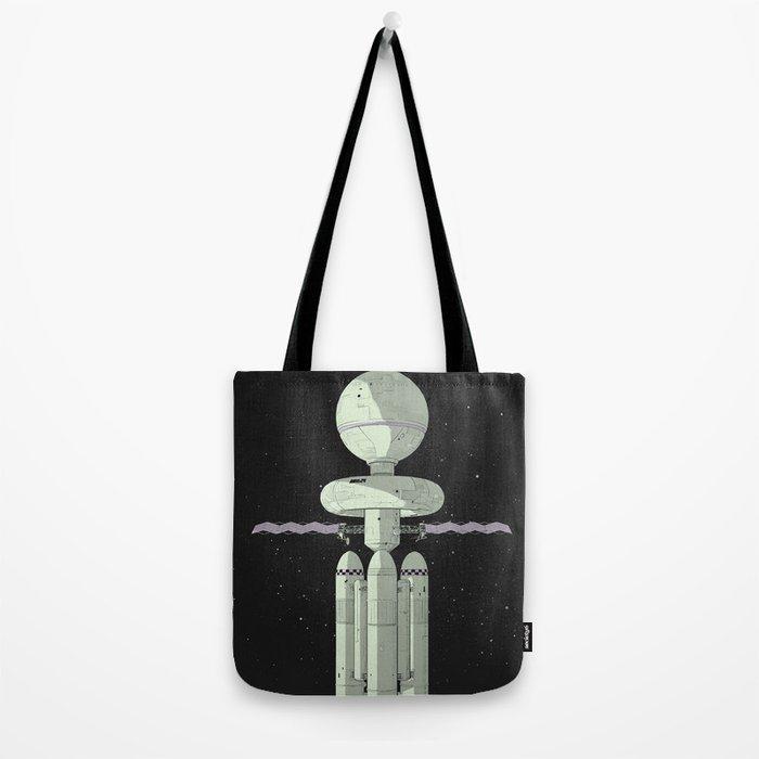 Tales of Pirx the Pilot Tote Bag