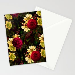 Vintage & Shabby Chic - Night Affaire III Stationery Cards