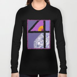 Diamond Four Long Sleeve T-shirt