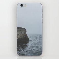 Foggy Cove iPhone & iPod Skin