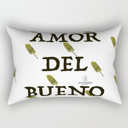 Amor Del Bueno Rectangular Pillow