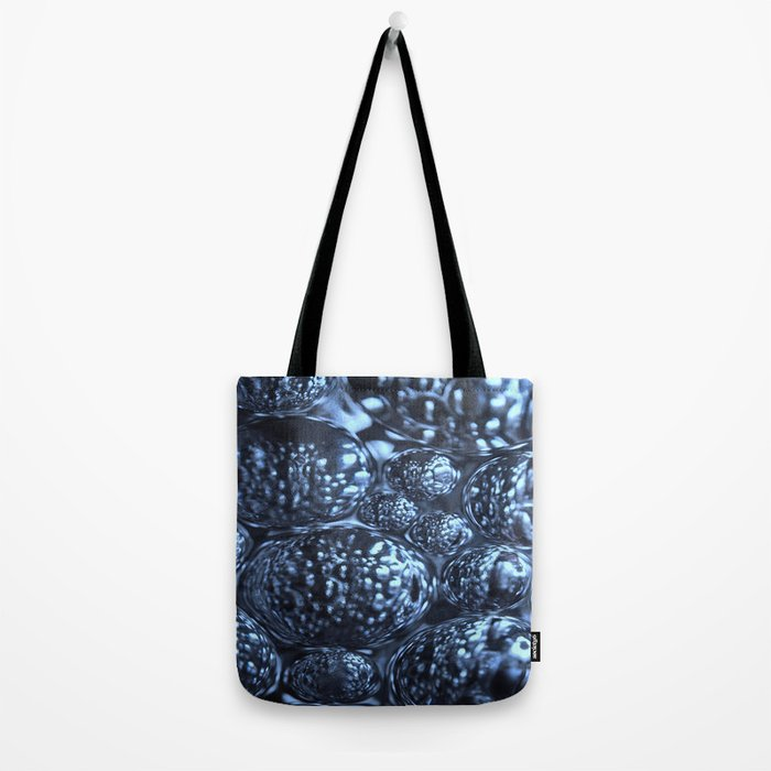Effervescent Midnight Tote Bag