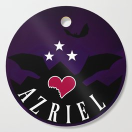 Azriel Illyrian Night Court Cutting Board
