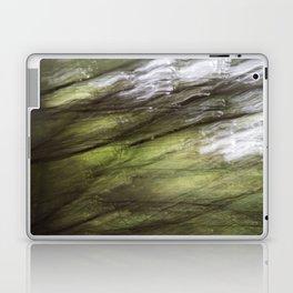 blurred perception of nature #2 Laptop & iPad Skin