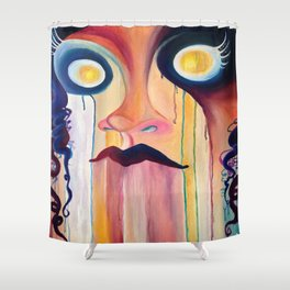 Athene Shower Curtain