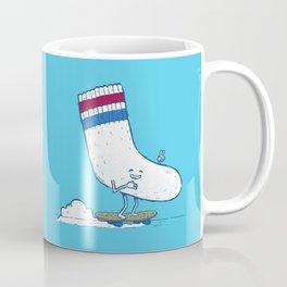 Lost Sock Skater Coffee Mug