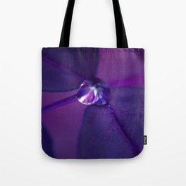Water Drop Tote Bag
