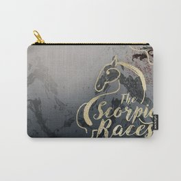 The Scorpio Races - I Will Ride Carry-All Pouch