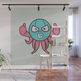 Two thumbs up Wall Mural