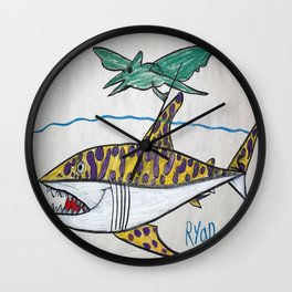 Cretaceous Period Wall Clock