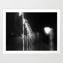 Light Studies III Art Print