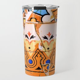 Gaudi Series - Parc Güell No. 4 Travel Mug